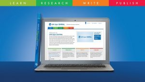 APA Style CENTRAL: Learn-Research-Write-Publish