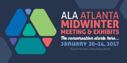 ALA Midwinter Meeting logo.