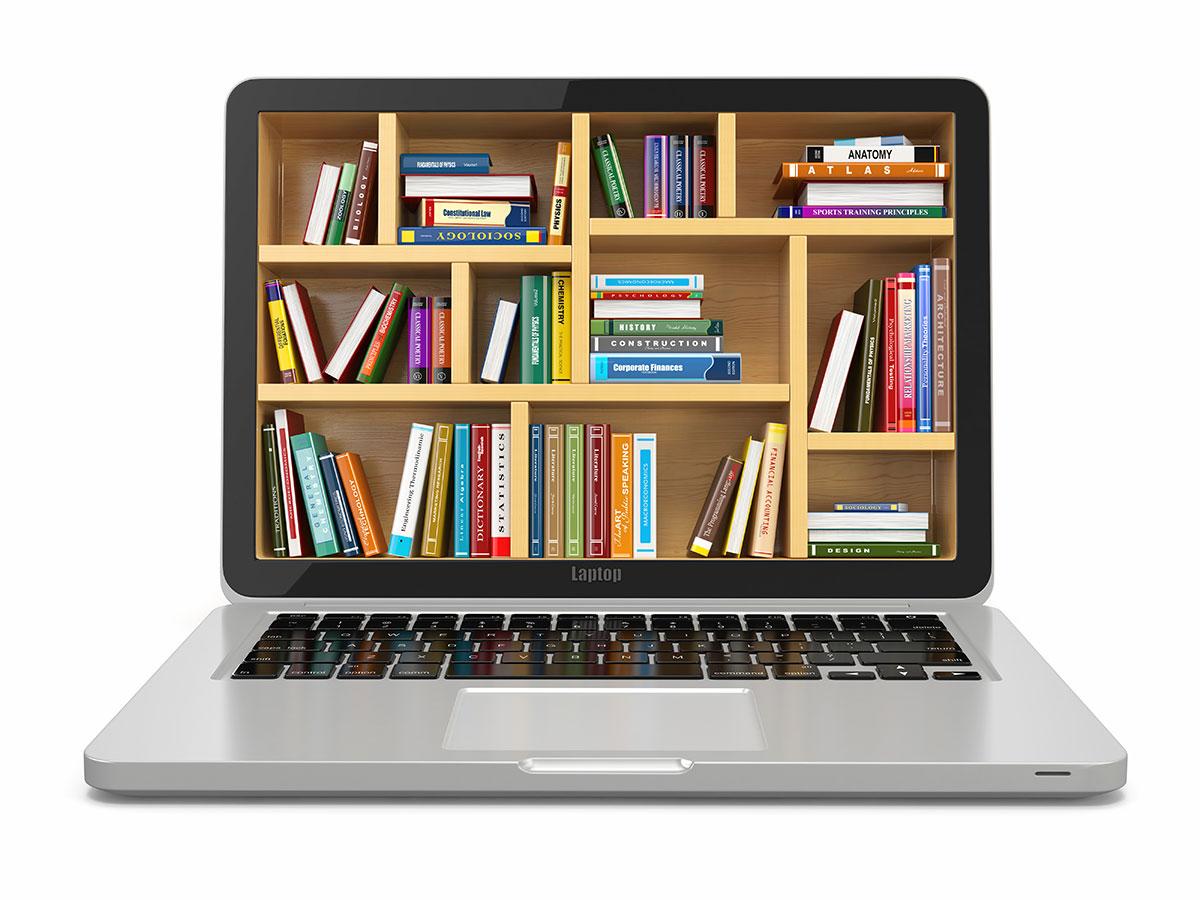 Online database library pdf books